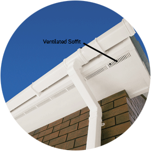 ventilated soffits