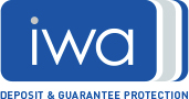 IWA Deposit and guarantee protection logo